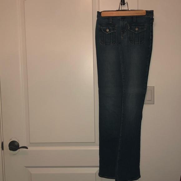 Blue Cult Gwyneth Jean Size 26